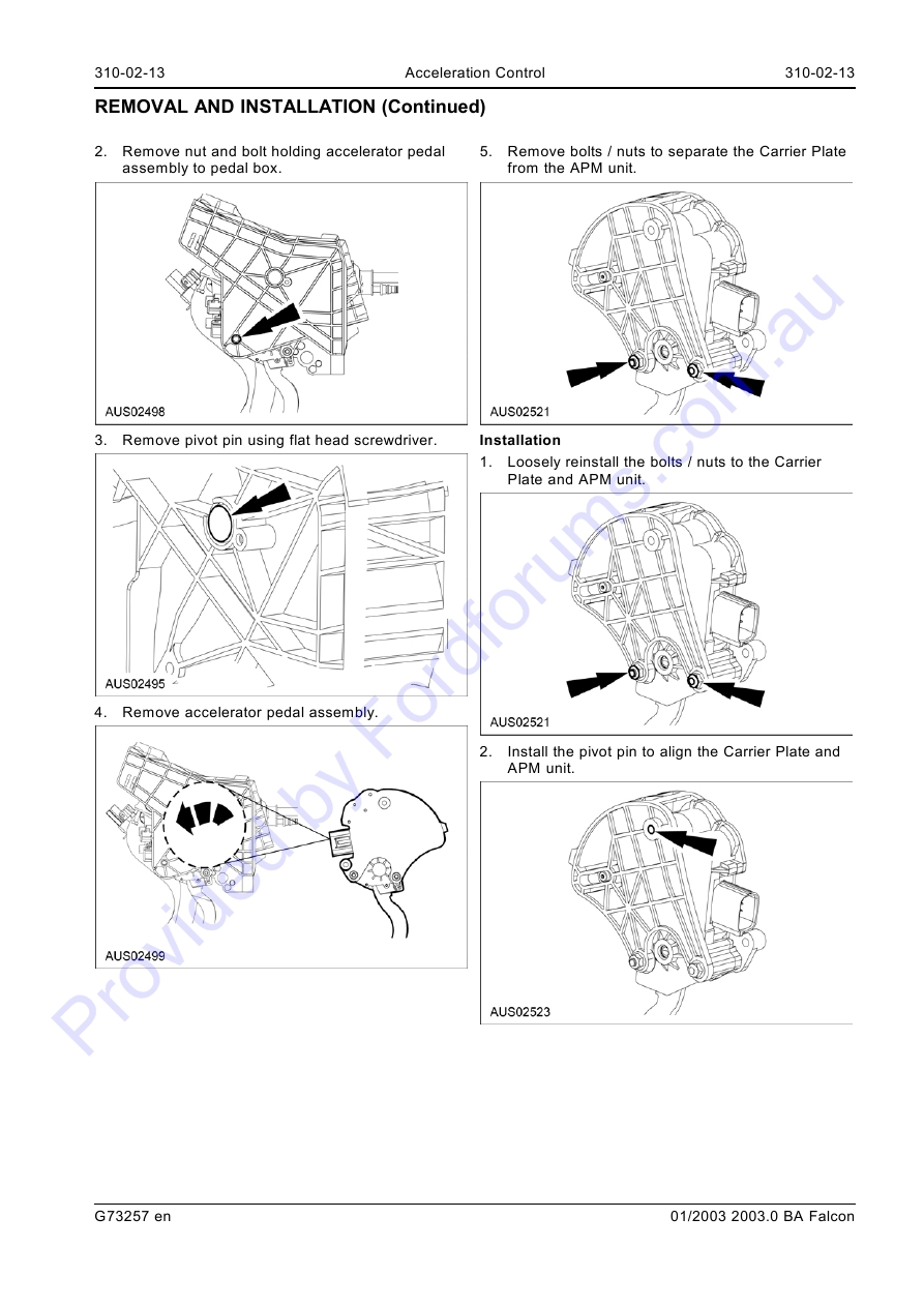 Gas Pedal Schematic Diagrams Accelerator Wiring Diagram Volvo Au Wsm Page 1 Of 16 Maytag Dryer